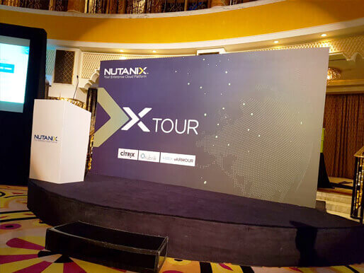 Stage & Backdrop in Dubai