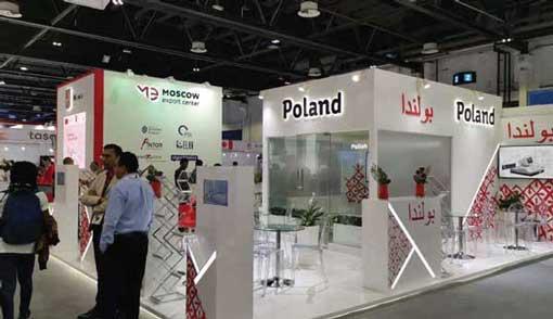Exhibition Stand Contractors, Builders & Designers Dubai