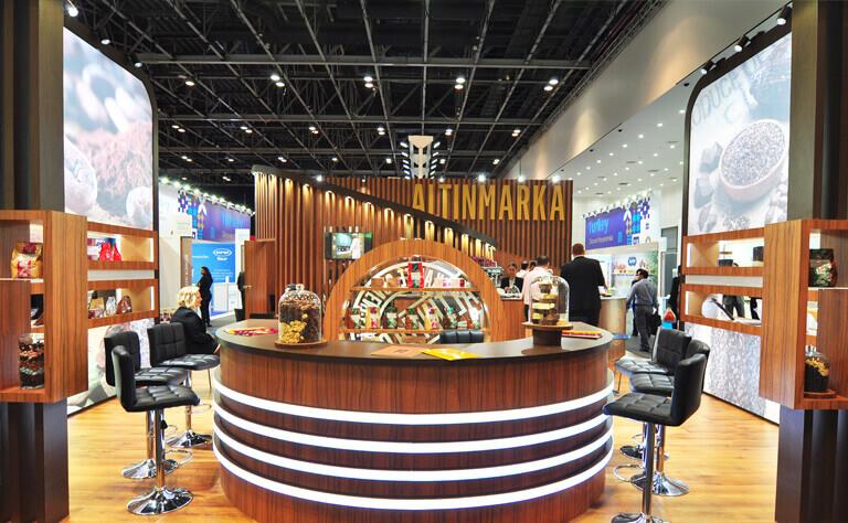 Exhibition stand design in UAE