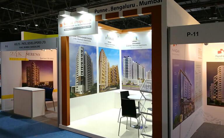 Shell Scheme & Branding in Dubai