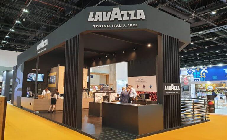 Exhibition stand Design & Construction in Dubai