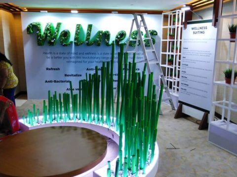 Display Stands in Dubai