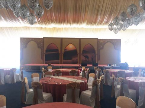 Event Production in Dubai