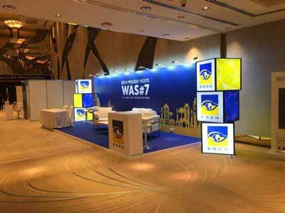 Exhibition Stands projects