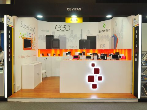 Exhibition Stands Solutions in Dubai