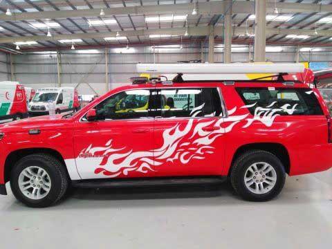 Digital Printing & Vehicle Branding in Dubai