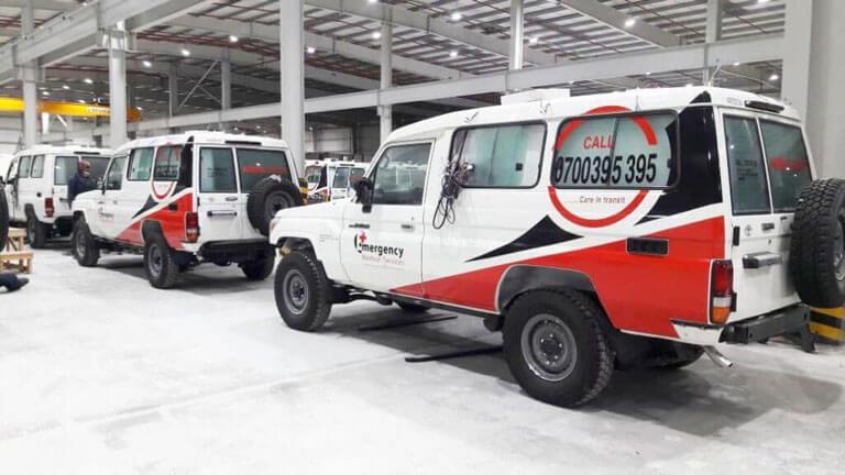 xess vehicle branding